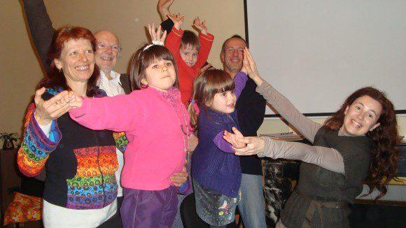 Accueil des nouveaux et fête du 14 janvier 2012