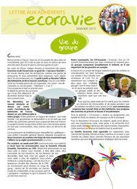 Lettre aux adhérents Janvier 2013